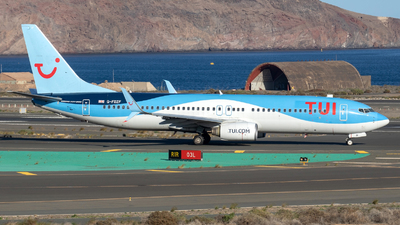 A picture of GFDZF - Boeing 7378K5 - TUI fly - © Gerrit Griem