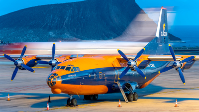 A picture of URCNN - Antonov An12B - Cavok Air - © Manuel EstevezR