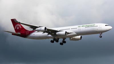 TF-EAB - Airbus A340-313X - Air Madagascar (Air Atlanta Icelandic)