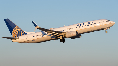 A picture of N17244 - Boeing 737824 - United Airlines - © Positive Rate Photography