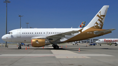 VP-CKH - Airbus A318-112(CJ) Elite - National Air Services