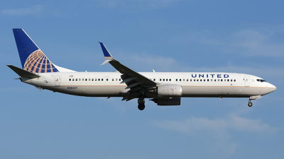 A picture of N28457 - Boeing 737924(ER) - United Airlines - © DJ Reed - OPShots Photo Team