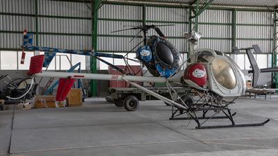 150 - Schweizer 300C - El Salvador - Air Force