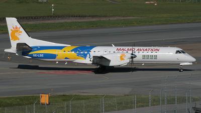 SE-LSE - Saab 2000 - Malmö Aviation