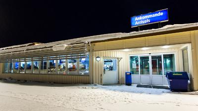 ESNO - Airport - Terminal