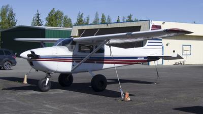A picture of N6390B - Cessna 182A Skylane - [34290] - © David Lee