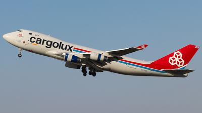 LX-GCL - Boeing 747-467F(SCD) - Cargolux Airlines International
