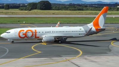 A picture of PRGGZ - Boeing 7378EH - GOL Linhas Aereas - © J3an_longo