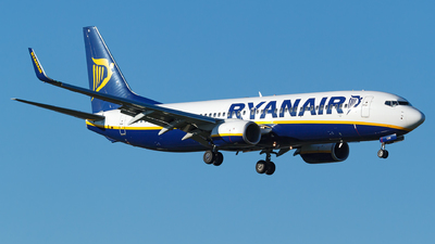 EI-EVB - Boeing 737-8AS - Ryanair
