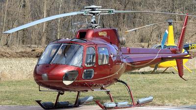 G-FIBS - Aérospatiale AS 350BA Ecureuil - Private