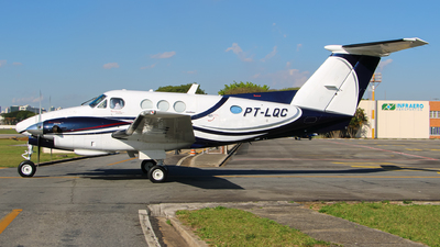 PT-LQC - Beechcraft F90 King Air - Private