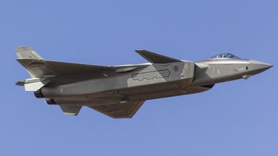 78233 - Chengdu J-20 - China - Air Force