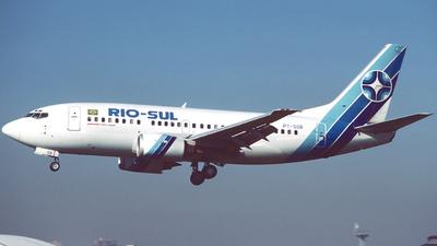 PT-SSB - Boeing 737-5Q8 - Rio-Sul