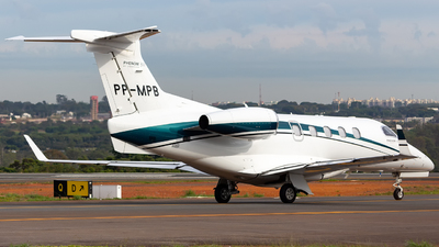 PP-MPB - Embraer 505 Phenom 300 - Private