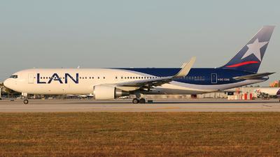 CC-CXG - Boeing 767-316(ER) - LAN Airlines
