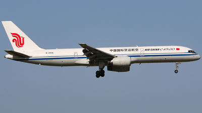 B-2836 - Boeing 757-2Z0(PCF) - Air China Cargo