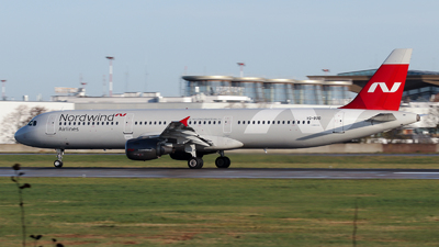 A picture of VQBOD - Airbus A321211 - Nordwind Airlines - © Andrei Kurach