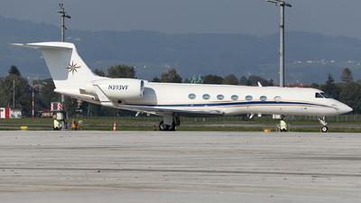 N393VF - Gulfstream G500 - Sun Air Jets