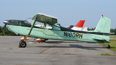 A picture of N180RH - Cessna 180E - [18051163] - © DJ Reed - OPShots Photo Team