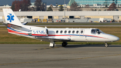 C-FTJC - Cessna 560 Citation Encore - Carson Air