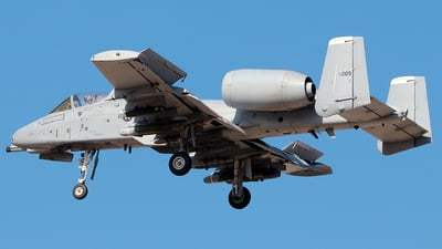 79-0209 - Fairchild A-10C Thunderbolt II - United States - US Air Force (USAF)