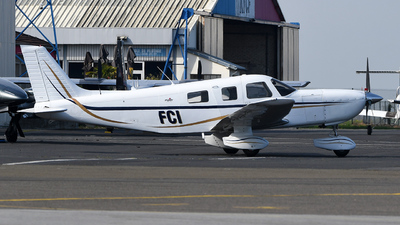 A picture of OKFCI - Piper PA32301FT Cherokee - [3232051] - © bruno muthelet