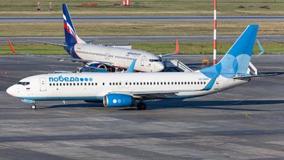 A picture of VQBWH - Boeing 7378LJ - Pobeda - © Marianna Rychkovskaia