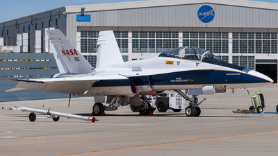 N852NA - McDonnell Douglas F-18 Hornet - United States - National Aeronautics and Space Administration (NASA)
