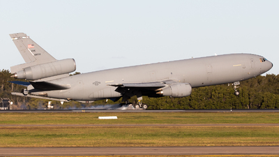 86-0038 - McDonnell Douglas KC-10A Extender - United States - US Air Force (USAF)