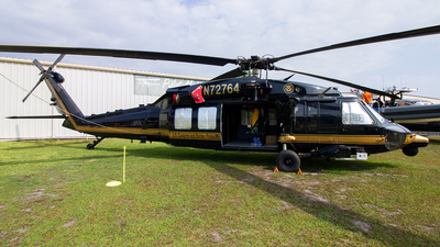 N72764 - Sikorsky UH-60M Blackhawk - United States - US Customs Service