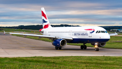 A picture of GGATL - Airbus A320232 - British Airways - © Ethan Hew - p_nilly