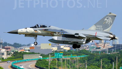 1422 - AIDC F-CK-1A Ching Kuo - Taiwan - Air Force