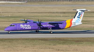 G-PRPB - Bombardier Dash 8-Q402 - Flybe