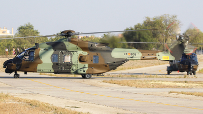 HT.29-08 - NH Industries NH-90TTH - Spain - Army