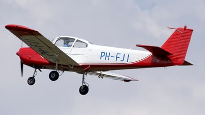 PH-FJI - Fuji FA-200-160 Aero Subaru - Private