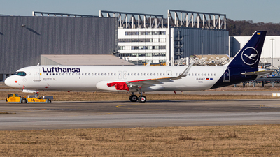 A picture of DAVXZ - Airbus A321200N - Airbus - © Mario Trusch