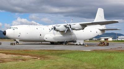 RP-C8020 - Short SC-5 Belfast - HeavyLift Cargo Airlines