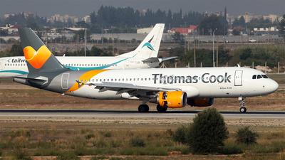 EC-MTJ - Airbus A320-214 - Thomas Cook Airlines Balearics