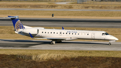 N11106 - Embraer ERJ-145XR - United Express (Trans States Airlines)