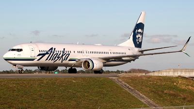 N474AS - Boeing 737-990ER - Alaska Airlines
