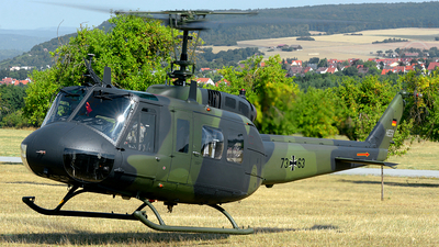 73-63 - Bell UH-1D Iroquois - Germany - Army