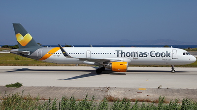 OY-TCF - Airbus A321-211 - Thomas Cook Airlines Scandinavia