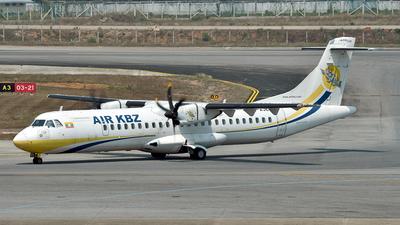 XY-AJE - ATR 72-212A(600) - Air KBZ