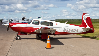 N558US - Mooney M20R Ovation - Private