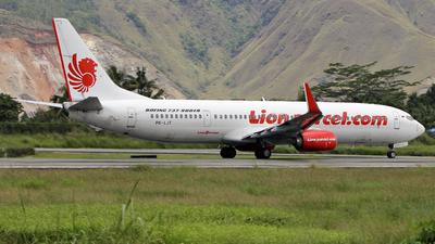 PK-LJT - Boeing 737-9GPER - Lion Air