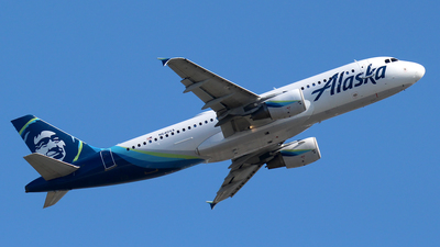 A picture of N640VA - Airbus A320214 - Alaska Airlines - © Huy Do