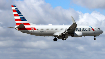 A picture of N889NN - Boeing 737823 - American Airlines - © Xiamen Air 849 Heavy