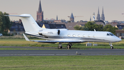 N416EL - Gulfstream G-IV - Private
