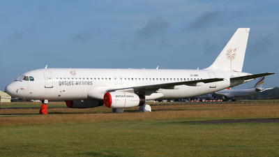 LY-SPC - Airbus A320-231 - GetJet Airlines