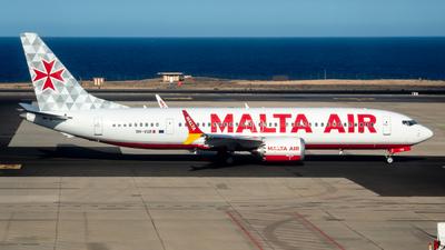 9H-VUB - Boeing 737-8-200 MAX - Malta Air
